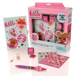 L.O.L. Surprise! Secret Diary Set $5.00 (Regular $17.99)